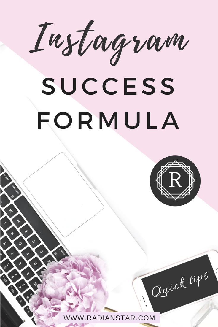 Instagram Success Formula