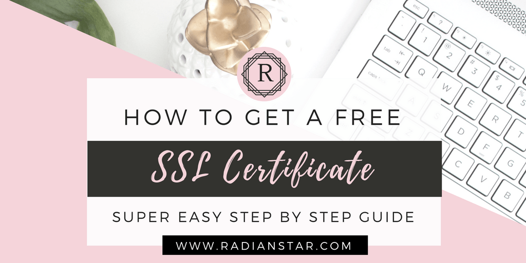 How To Get A Free Ssl Certificate For Your Website Or Blog Easy