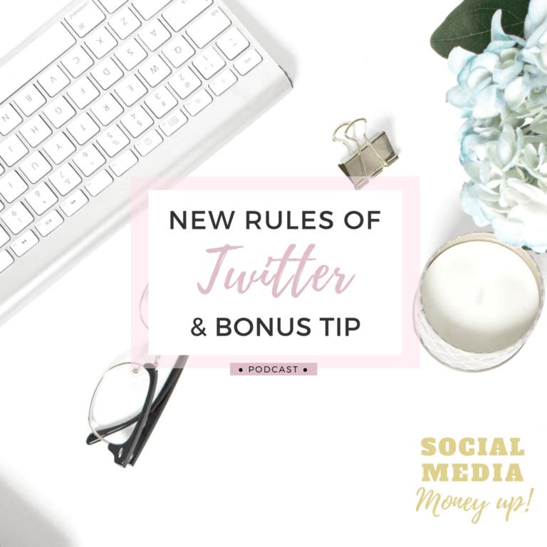 Twitter New Rules & VIP Bonus Tip