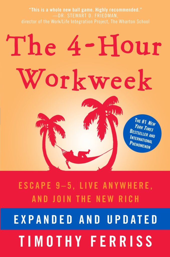 The 4-Hour Workweek Book by Tim Ferris