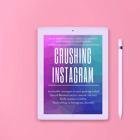 Crushing Instagram Strategies eBook