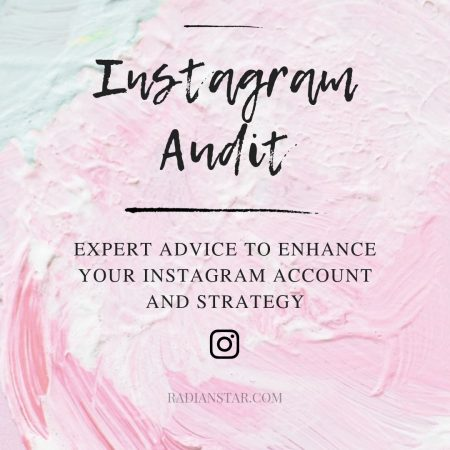 Instagram Audit: Review + Assessment + Strategy