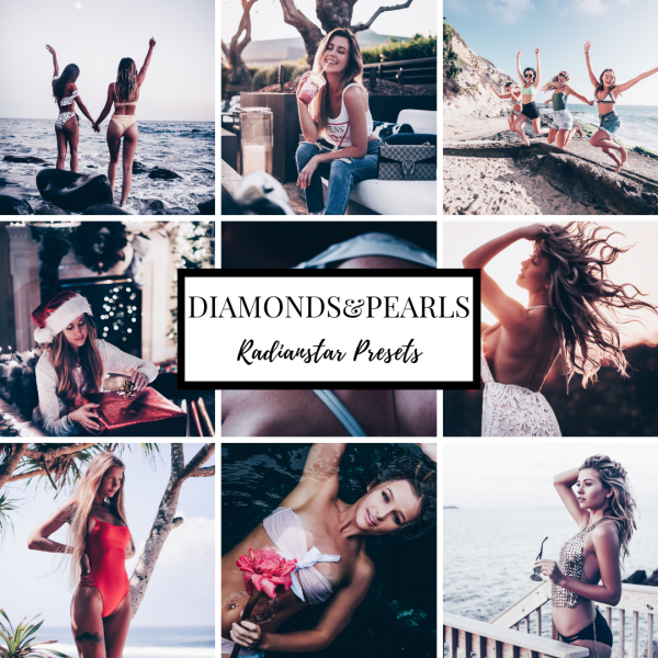 Lightroom Preset Diamonds and Pearls