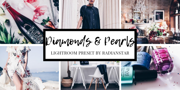 Lightroom Preset Diamonds & Pearls