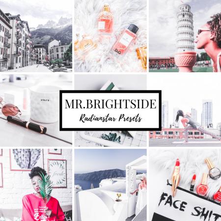Lightroom Preset Mr Brightside