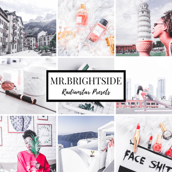 Lightroom Preset Mr Brightside