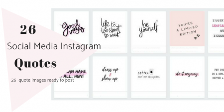 26 Instagram Quote Graphics