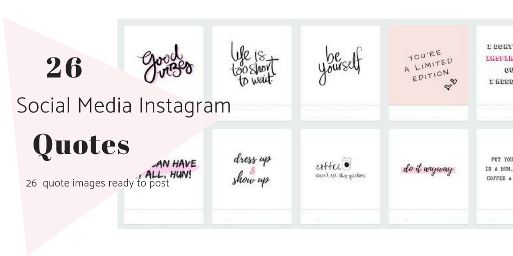 26 Instagram Quotes Pastel Pink