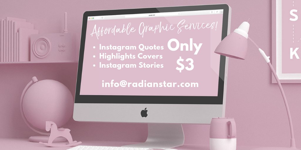 Graphic Services by Radianstar