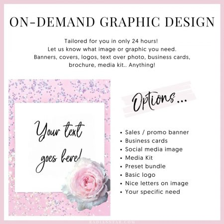 Graphic Design On Demand