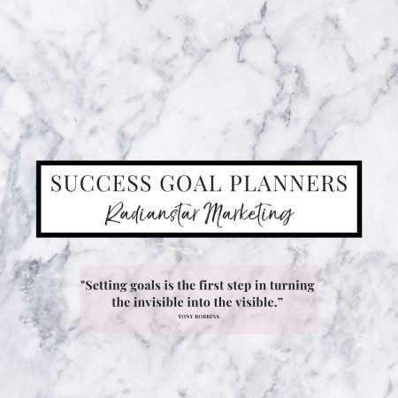 Success Goal Planners