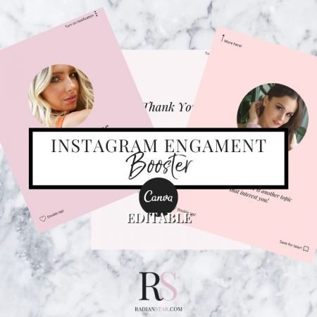 Instagram Engagement Booster